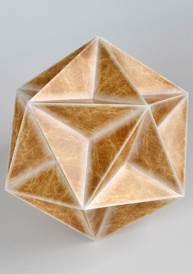 """Model """"Great dodecahedron"""""""