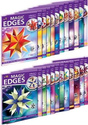 all Magic edges