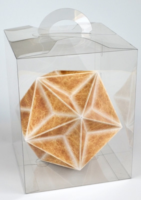 "Model ""Great dodecahedron"""