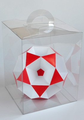 "Model ""Small icosihemidodecahedron"""