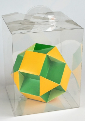 "Model ""Small cubicuboctahedron"""