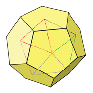 dodecahedron transform