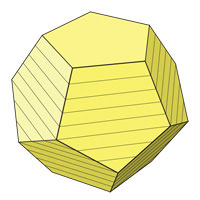 volume of dodecahedron