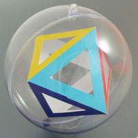 octahedron inside the sphere