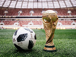 World Cup 2018 soccer ball