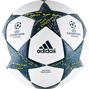Champions League Soccer Ball 2016