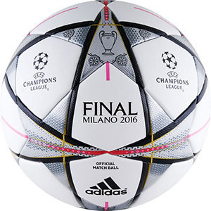 Final Champions League Soccer Ball 2016