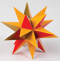 8 Great stellated icosahedron