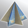 Magic Edges #14 star pyramids