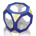 Magic Edges #18 truncated cube