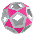 Magic Edges #18 icosidodecahedron