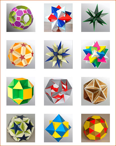 polyhedrons of paper