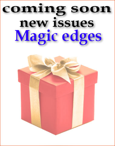 new issues of magic edges