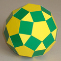 Small rhombicosidodecahedron