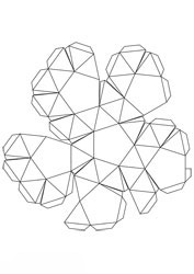 net Snub dodecahedron right 1