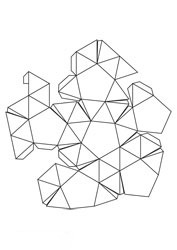 net Snub dodecahedron right 2