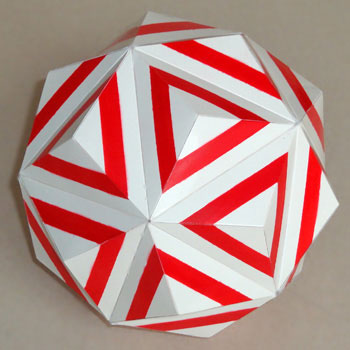 Small triambic icosahedron350