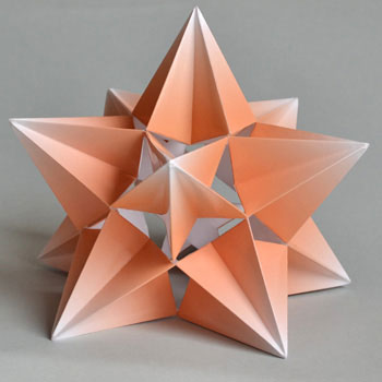 Fifth stellation of icosahedron