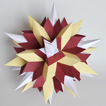Fourteenth stellation icosidodecahedron