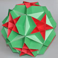 Fifteenth stellation icosidodecahedron