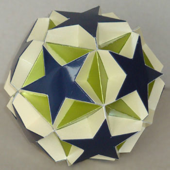 Truncated great icosahedron