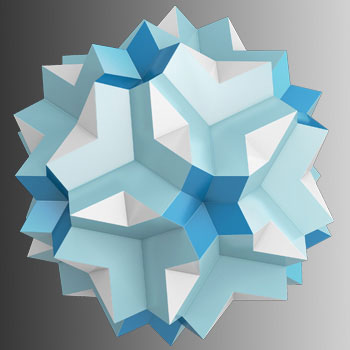 Great dodecicosidodecahedron