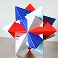 Compound four tetrahedra