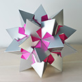 Thirty fifth stellated form of icosahedron
