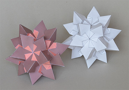 thirty fifth form stellation of icosahedron