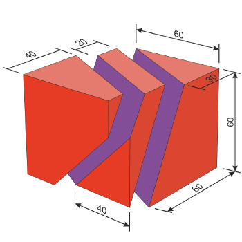 cube cross-sections